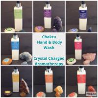 Chakra Range – Hand & Body Wash