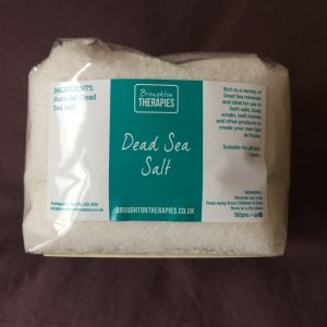 Dead Sea Salt