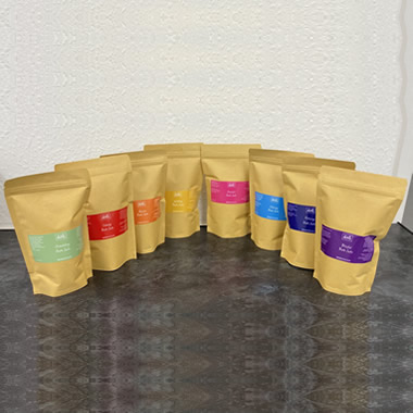 Chakra Range - Bath Salts